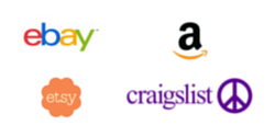 How to sell on ebay amazon craigslist etsy